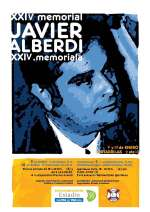 Cartel XXIV Memorial Javier Alberdi