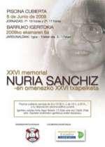 Cartel Nuria Sanchiz