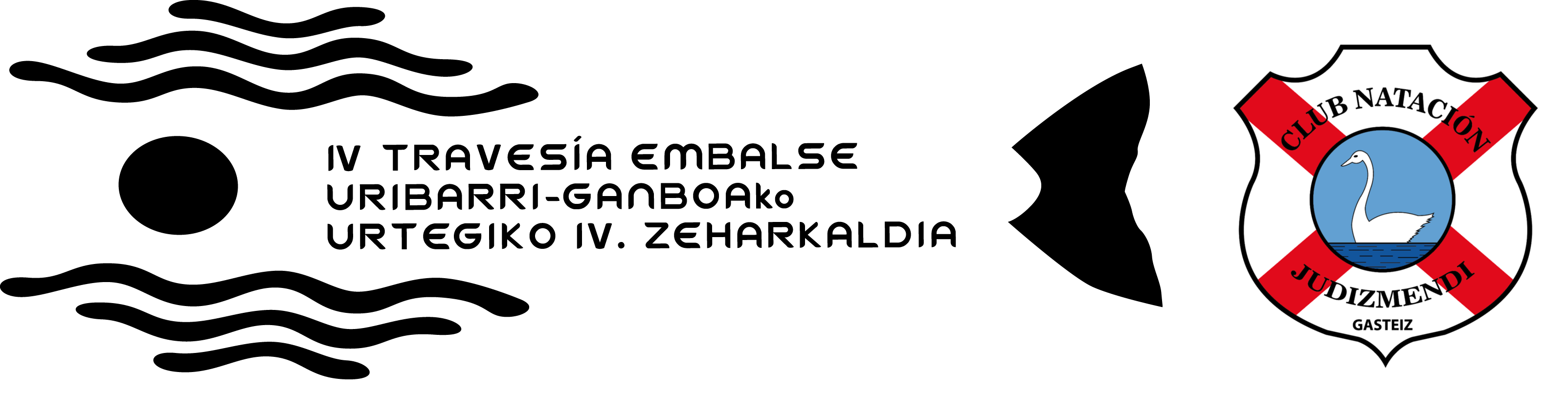 Travesía embalse Uribarri-Ganboako urtegiko zeharkaldia